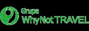 Logo Grupa Why Not Travel